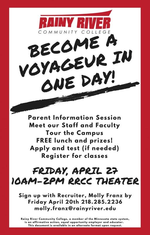 Become a Voyageur in one day!
