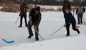 Boot Hockey